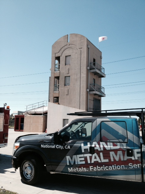 Metal Fabrication San Diego for Steel and Aluminum